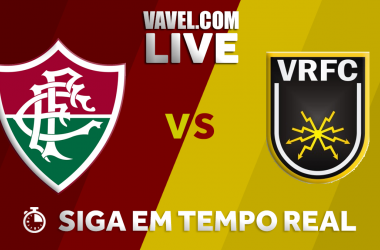 Resultado Fluminense 1 x 1 Volta Redonda no Campeonato Carioca 2019