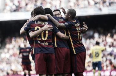 El Barça cumple y se acerca a octavos