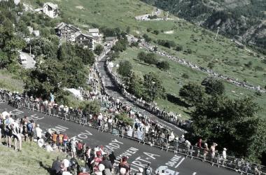 Il va y avoir du monde sur le bord de la route tout au long de la montée de l'Alpe d'Huez.