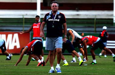 Abel deve mandar a campo um time repleto de reservas (Foto: Reprodução/Portal Fluminense)