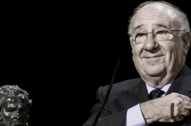 Alfredo Landa recogió en 2007 el Goya de Honor. / Foto (sin efecto): ETB.