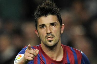 Atlético de Madrid contrata David Villa