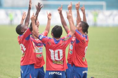 Deportivo Quevedo empata de local frente al Deportivo Cuenca