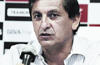 """Ramón Diaz: """"Tenemos que dar mucho mas para llegar al objetivo"""""""