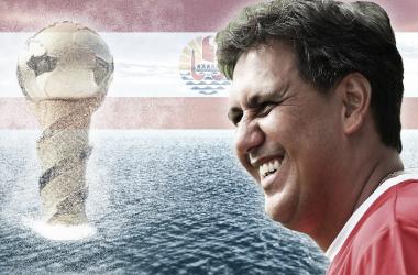 Em entrevista exclusiva, técnico do Taiti fala do futuro futebolístico do país
