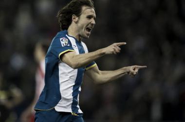 Verdú ha sido el mejor de la temporada del Espanyol.