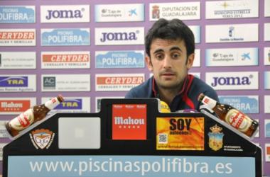 """Gerard Badía: """"Tenemos que intentar terminar muy bien"""""""