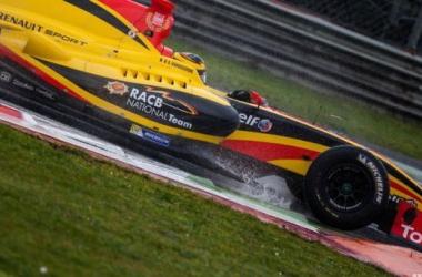 WSR : Première réussie de Vandoorne à Monza