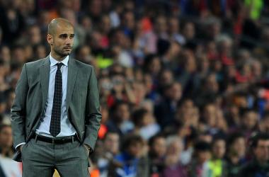 Josep Guardiola, el mejor técnico del mundo