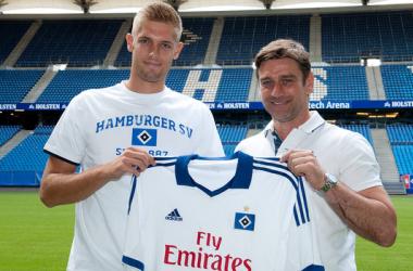 Lasse Sobiech acerta transferência para o Hamburgo