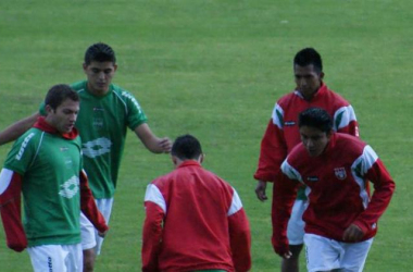 Liga de Loja se prepara para recibir al Deportivo Cuenca