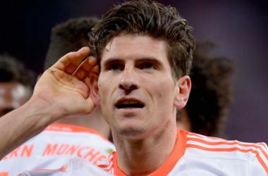 Fiorentina recua e Mario Gomez pode ficar no Bayern de Munique
