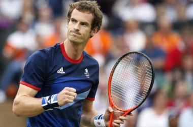 Murray se convirtió en el primer finalista en los Juegos.