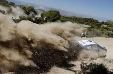 WRC - Acropole Etape 1 : Novikov tire le premier