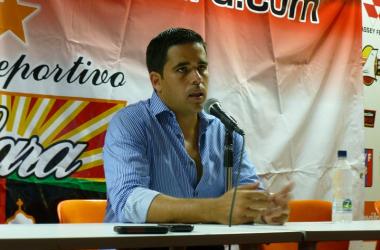 Daniel Farías sigue invicto contra el CD Lara Foto: Pedro Paris G