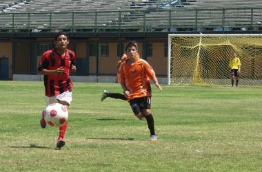 Internacional FC le empata al CD Lara sobre el final