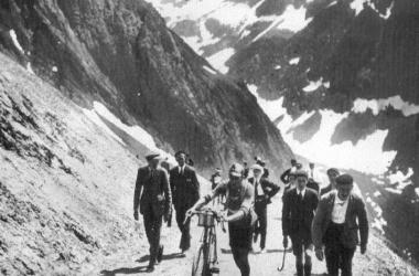 Eugène Christophe, el primer maillot amarillo del Tour