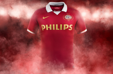 Ousada camisa do PSV Eindhoven (Foto: Reprodução/ Nike Inc)
