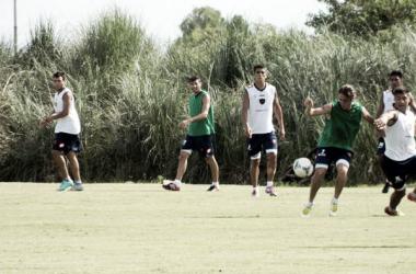 San Lorenzo comenzó la pretemporada en Los Cardales
