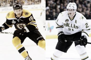 Seguin y Eriksson cambiarán de aires | Foto: TSN.ca.