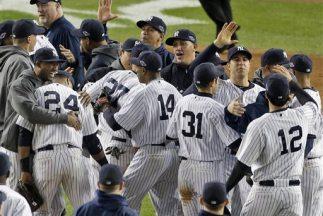 Los Yankees golpean, derrotan y se verán las caras con Detroit