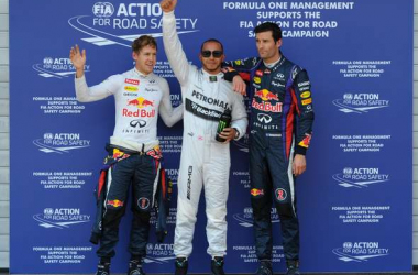 Carrera del Gran Premio de Alemania, así lo vivimos