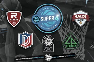 Poster oficial | Liga Argentina