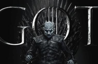 Afiche promocional de Game of Thrones Fotografía de Hindustan Times