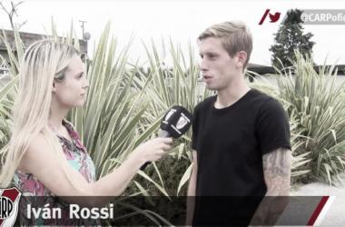 Iván Rossi busca más continuidad este año. (Foto: Web oficial).