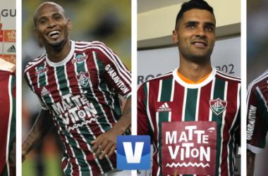 Jonathan, W. Silva, Giovanni e Léo: laterais do Fluminense têm duelos particulares pela titularidade