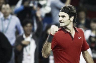 Masters 1000 Shanghai : Federer une 23ème fois, Simon aura tout tenté