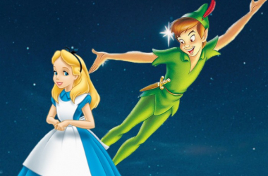 'Come Away', la precuela de Peter Pan y Alicia