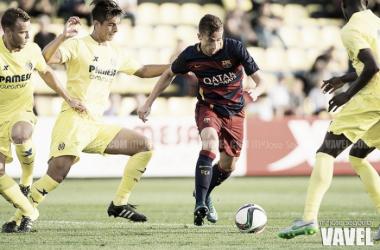 El Barcelona B pone en apuros al líder