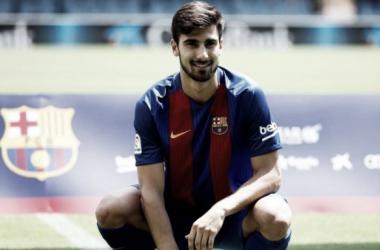 André Gomes é o nono português no Barça (Foto: rtp.pt)