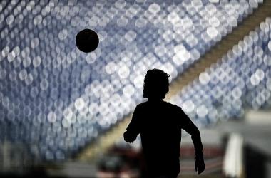 Futuro no esporte é incerto para jogadores das categorias de base pelo país (Foto: Filippo Monteforte/AFP)