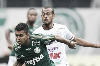 Dudu é alvo de críticas mesmo após vitória do Palmeiras sobre XV de Piracicaba