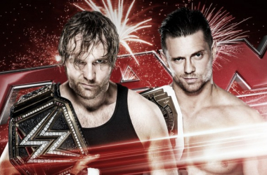Which champion will get the victory? Photo- WWE.com