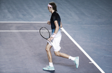 Alexander Zverev en el Abierto Mexicano de Tenis en Acapulco 2019. Fuente: Zimbio