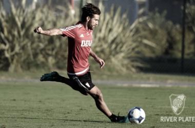 El mediocampista también dió sus sensaciones del Fútbol Argentino. (Foto: Web oficial)