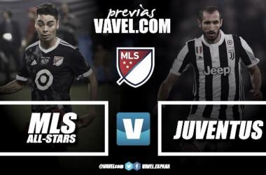 MLS All-Star – Juventus: Defender el orgullo del Soccer. Fuente: Juventus || Santiago Arxé (VAVEL.com)