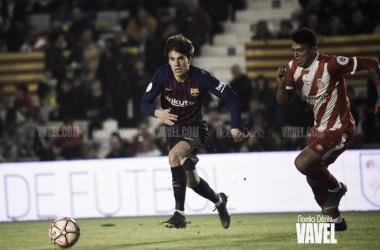 Riqui Puig, en la Copa Catalunya. FOTO: Noelia Déniz