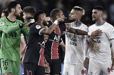 Obrigados a vencer, Olympique de Marseille e Paris Saint-Germain disputam Le Classique #100