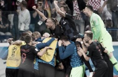 Argentina - Croacia: puntuaciones de Croacia, jornada 2 Mundial de Rusia 2018
