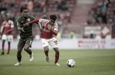 De virada, Stuttgart goleia Mainz e conquista primeira vitória em seu retorno à Bundesliga