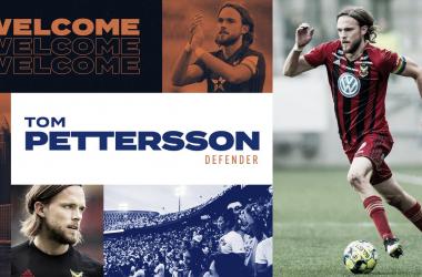 FC Cincinnati firma a Pettersson