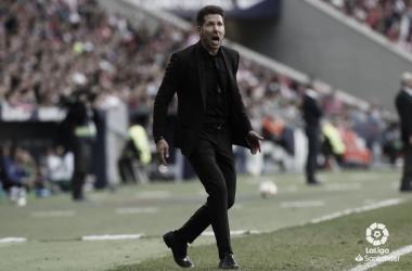 """Simeone: """"No tenemos compromiso con nadie"""""""
