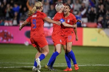 USA vs Autralia recap: A victory, but defense is still a big issue