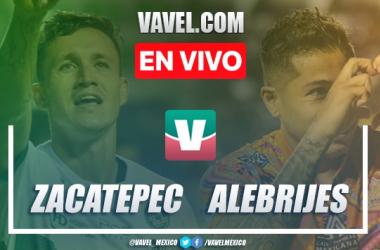 Resumen y video goles Zacatepec 1-3 Alebrijes Oaxaca en Final Ida Ascenso MX 2019