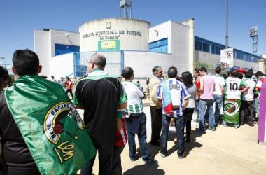 Resultado del Ponferradina - Racing de Santander de Liga Adelante (2-2)