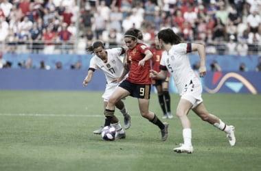 España se va con la frente en alto del Mundial Femenino | Fotografía: FIFA